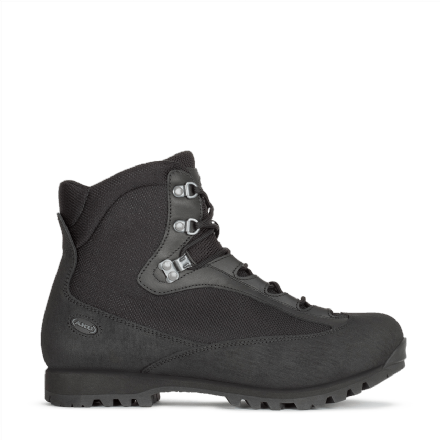 AKU Pilgrim FG GTX Army Issue Boot GoreTex MoD Black